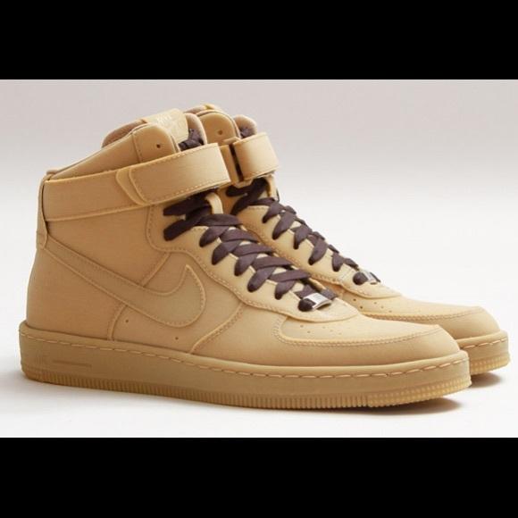 the best attitude 4e1d8 85955 Nike Air Force 1 Downtown Hi Gum sneakers. Nike.  M 5abe147946aa7c5e6b2d7aac. M 5abe147ac9fcdff8dccdbe75.  M 5abe147b00450f77d0418281